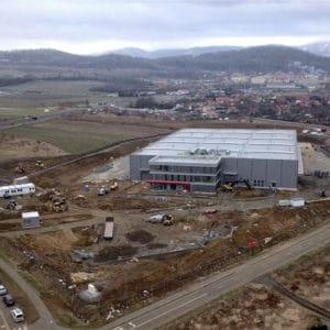 Centrum logistyczne DOMINO POLSKA na ukończeniu!
