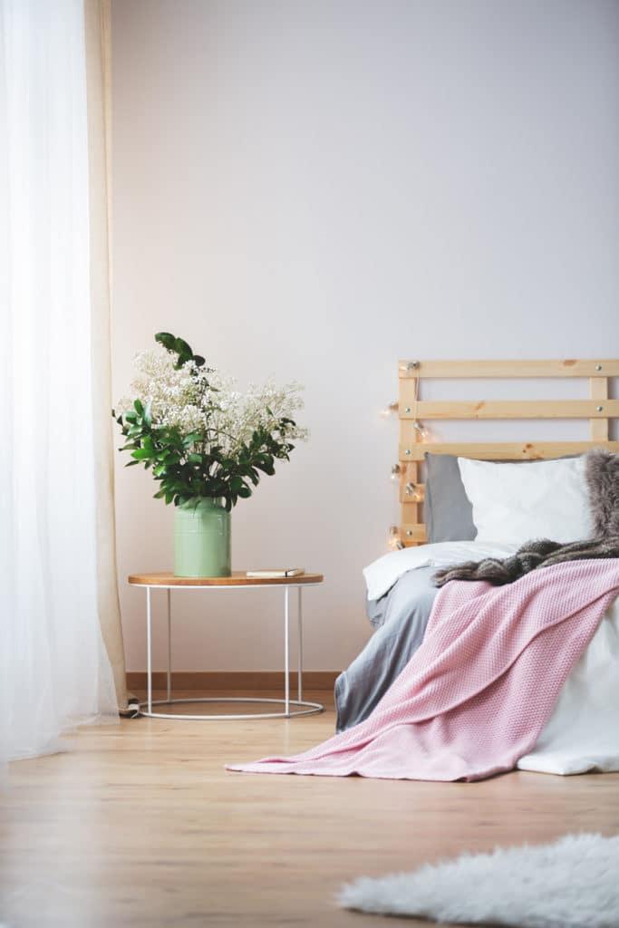 Jaki kolor do małej sypialni?